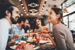 Make your special day more special at a restaurant